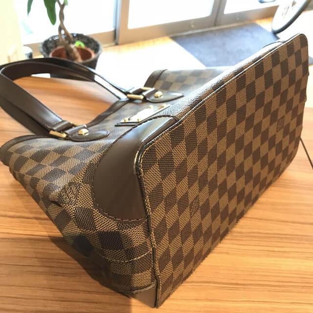 枚方のお客様からヴィトンのハンドバッグ【ハムステッドPM】を買取_02