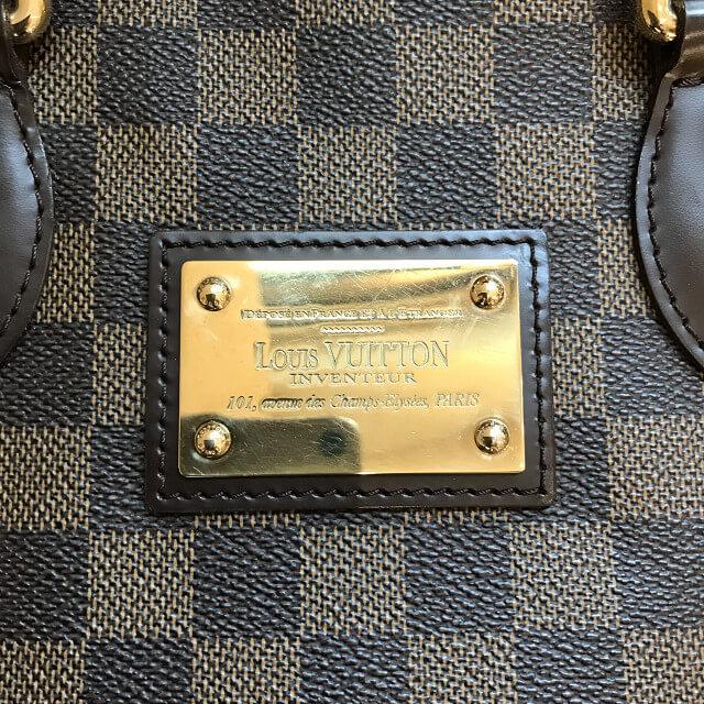 枚方のお客様からヴィトンのハンドバッグ【ハムステッドPM】を買取_03