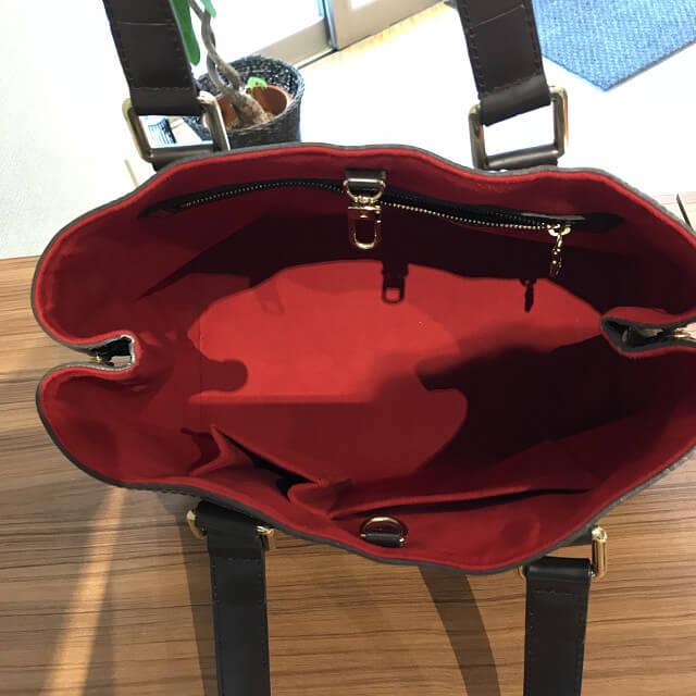 枚方のお客様からヴィトンのハンドバッグ【ハムステッドPM】を買取_04