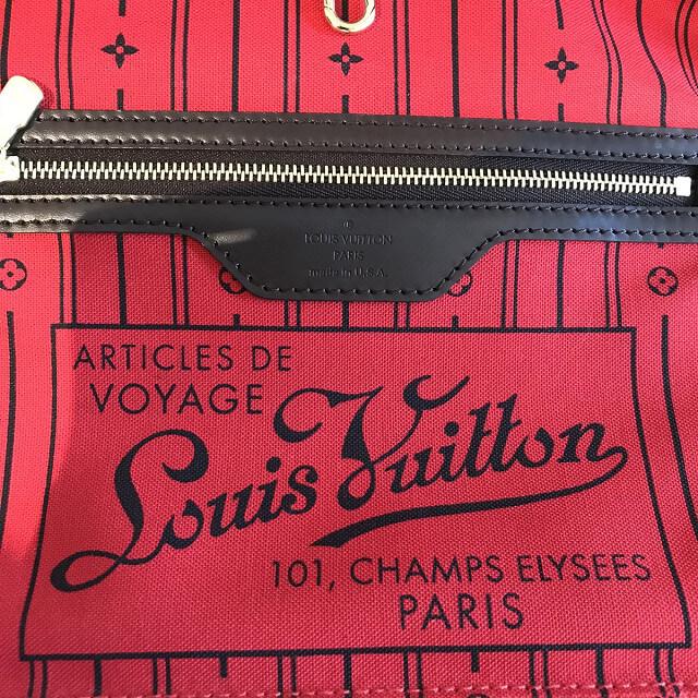 大阪市平野区のお客様からヴィトンのダミエのバッグ【ネヴァーフルPM】を買取_04