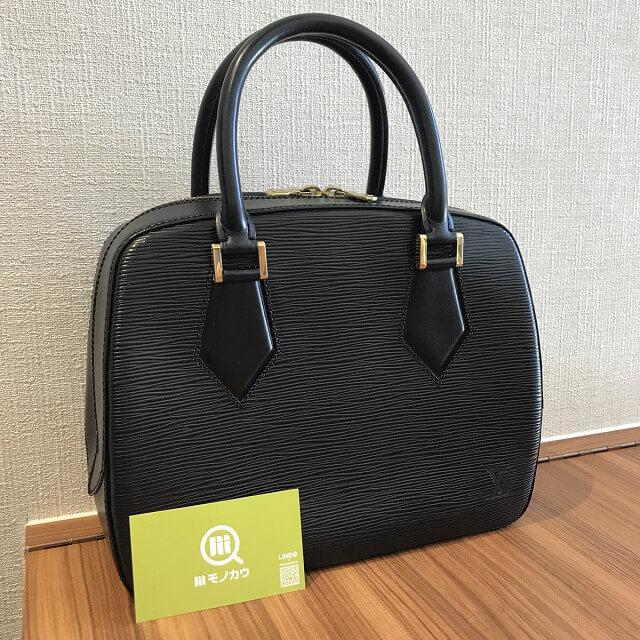 淡路のお客様からヴィトンのエピのバッグ【サブロン】を買取_01