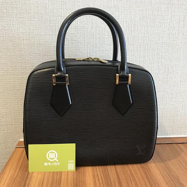 淡路のお客様からヴィトンのエピのバッグ【サブロン】を買取_02