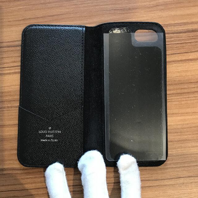 岡山のお客様からヴィトンのエクリプス iphoneケースを買取_02