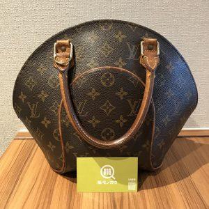 松山のお客様からヴィトンのハンドバッグ【エリプス】を買取