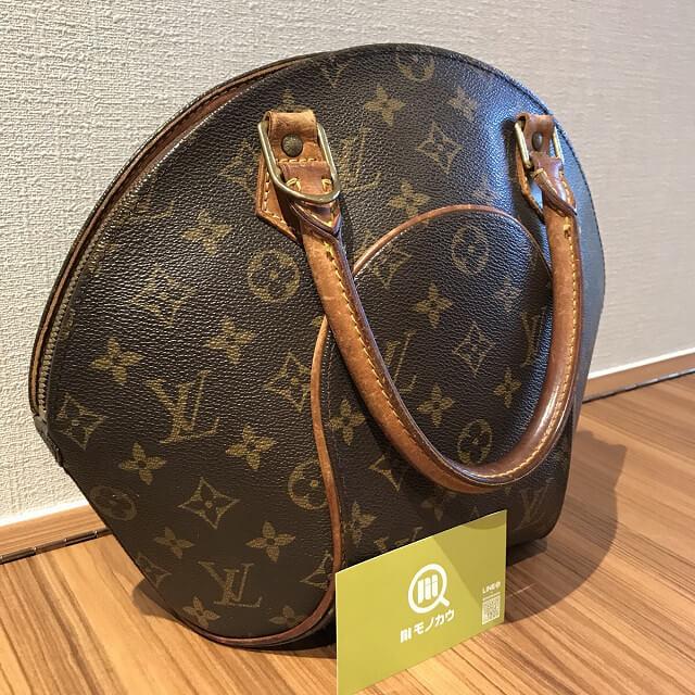 松山のお客様からヴィトンのハンドバッグ【エリプス】を買取_02