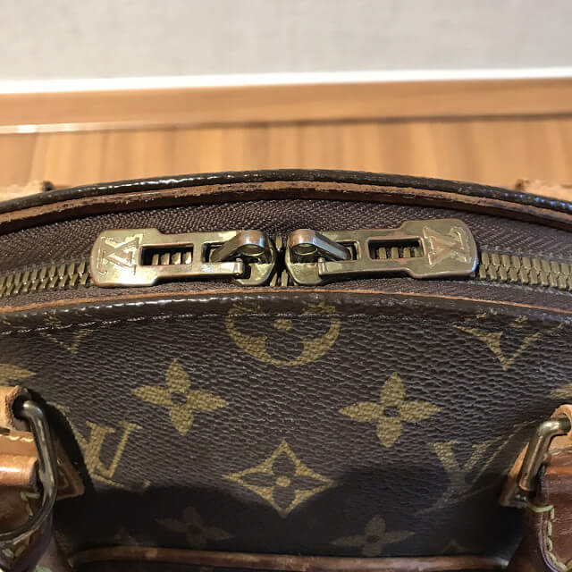 松山のお客様からヴィトンのハンドバッグ【エリプス】を買取_03