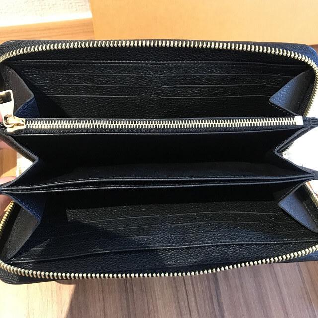 東大阪のお客様からヴィトンの長財布【ジッピーウォレット】を買取_04