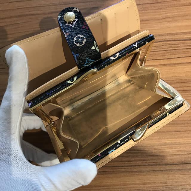 枚方のお客様からヴィトンの【マルチカラー】の財布を買取_04