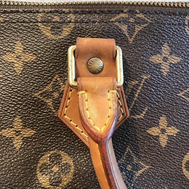 札幌のお客様からヴィトンのハンドバッグ【スピーディ35】を買取_03