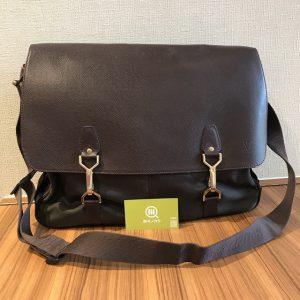 横浜元町中華街のお客様からヴィトンのタイガラインのバッグ【デルスー】を買取