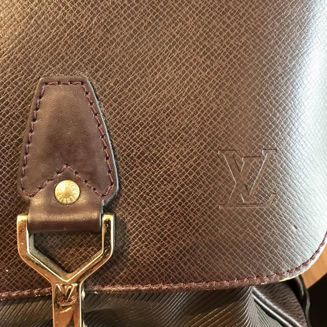 横浜元町中華街のお客様からヴィトンのタイガラインのバッグ【デルスー】を買取_04