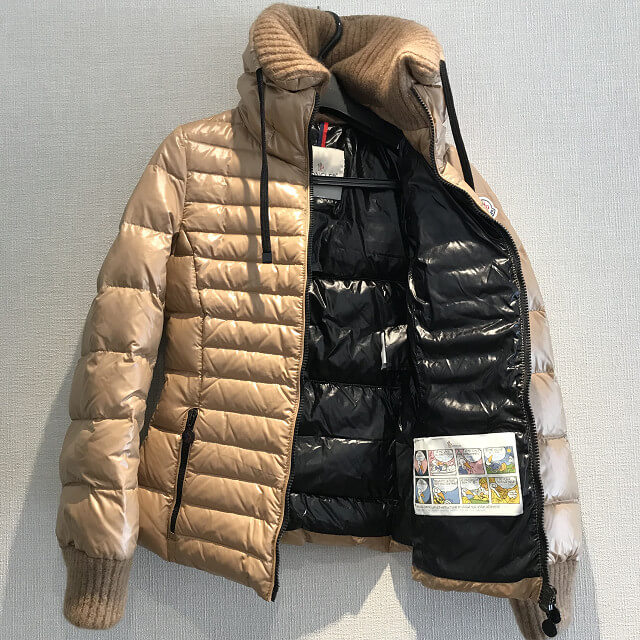 西宮のお客様からモンクレールのダウンジャケット【LIERRE(リエール)】を買取_03