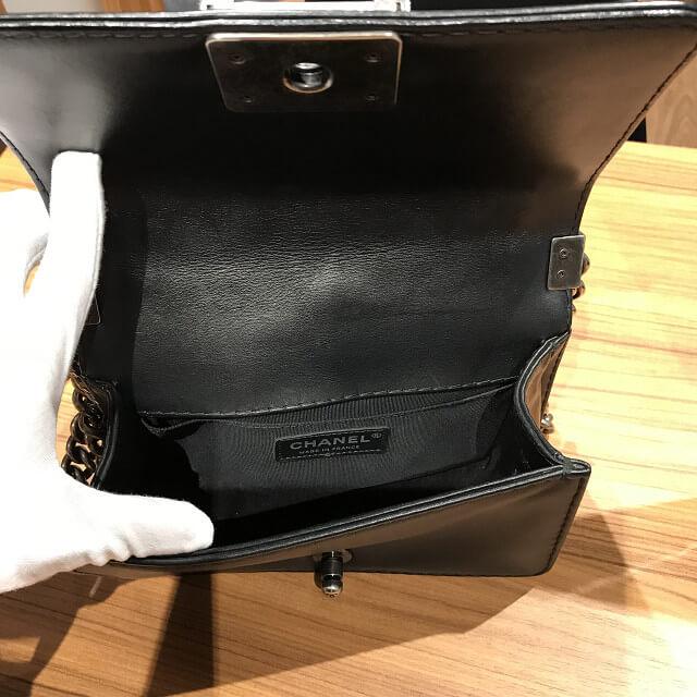 東大阪のお客様からボーイシャネルのチェーンショルダーバッグを買取_04
