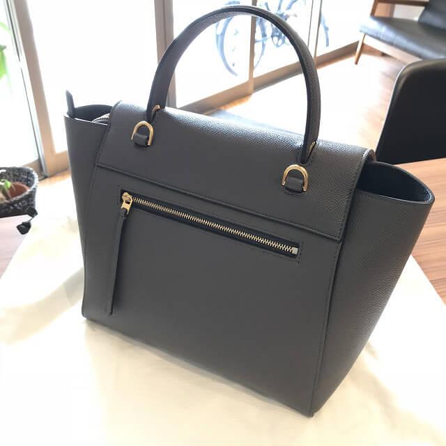 天六からセリーヌのベルトバッグを買取_04