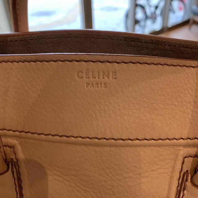 天王寺のお客様からセリーヌのラゲージバッグを買取_04