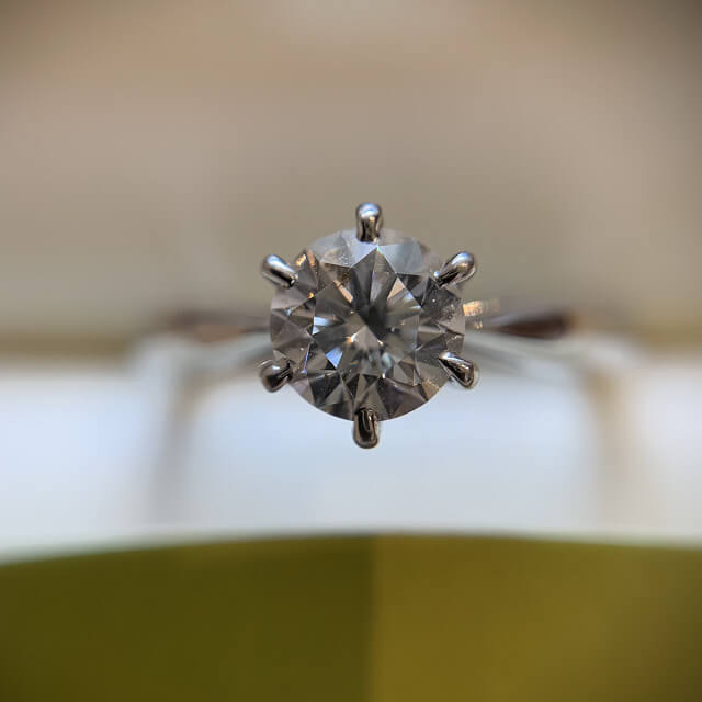 緑橋のお客様から0.7ctのダイヤモンドを買取_02