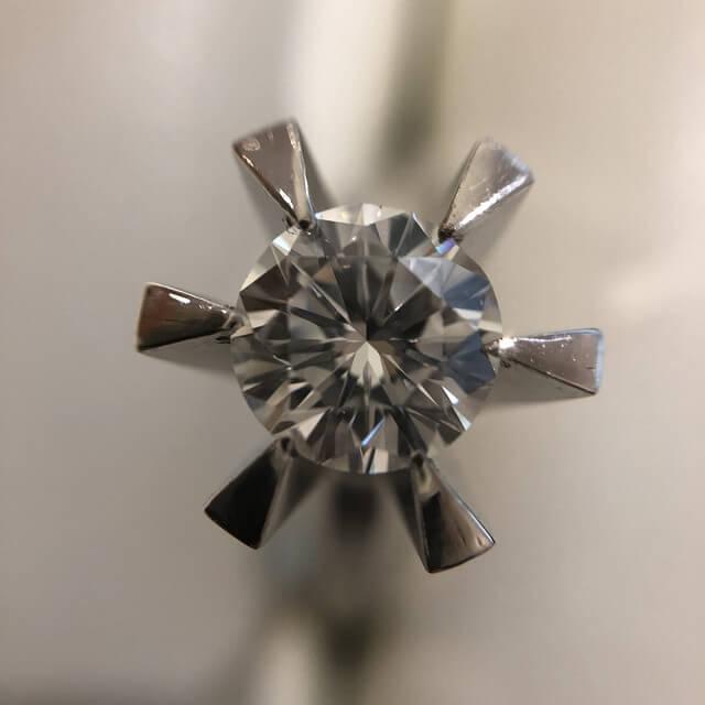 阿倍野のお客様から0.967ctのダイヤモンドリングを買取_01
