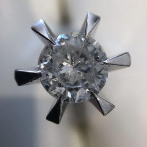 阿倍野のお客様から2ctのダイヤモンドを買取