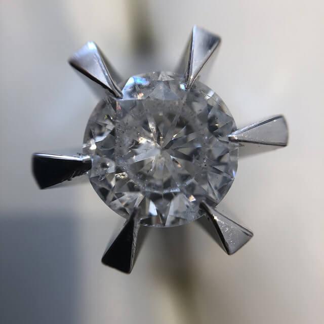 阿倍野のお客様から2ctのダイヤモンドを買取_01
