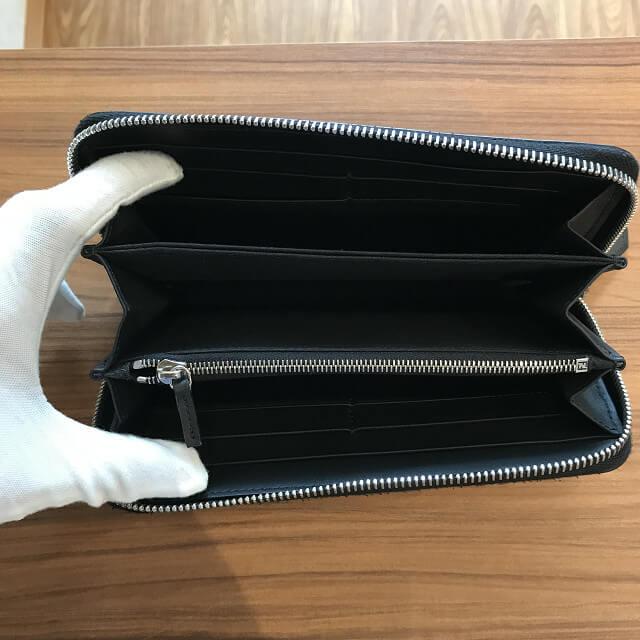 関目高殿のお客様からフェンディのバッグバグズの長財布を買取_04
