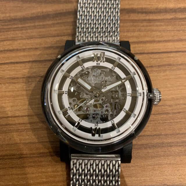 鎌倉からサイモンカーターの時計を買取_03