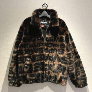 西宮のお客様からSupreme(シュプリーム)のファージャケットを買取