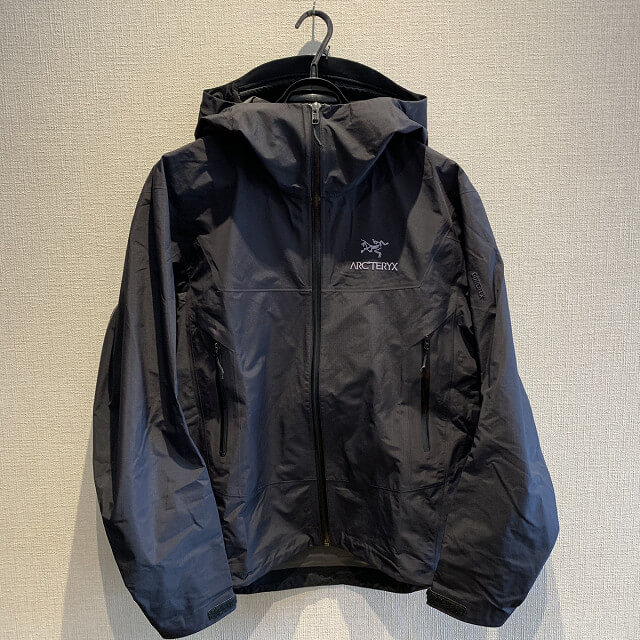 豊中のお客様からアークテリクスのアルファSVジャケットを買取_01