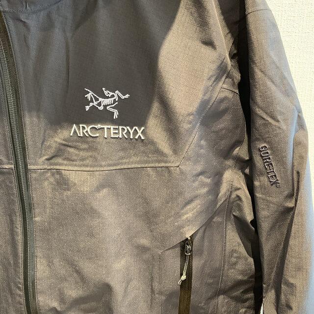 豊中のお客様からアークテリクスのアルファSVジャケットを買取_02