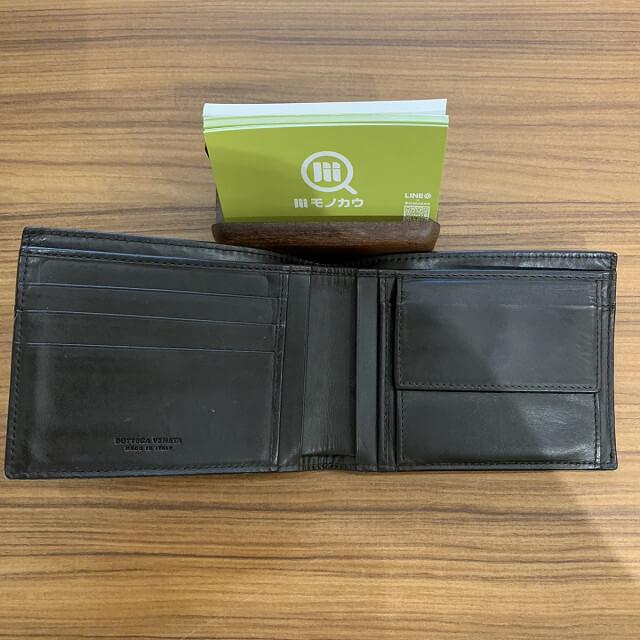 尼崎からボッテガの財布を買取_04