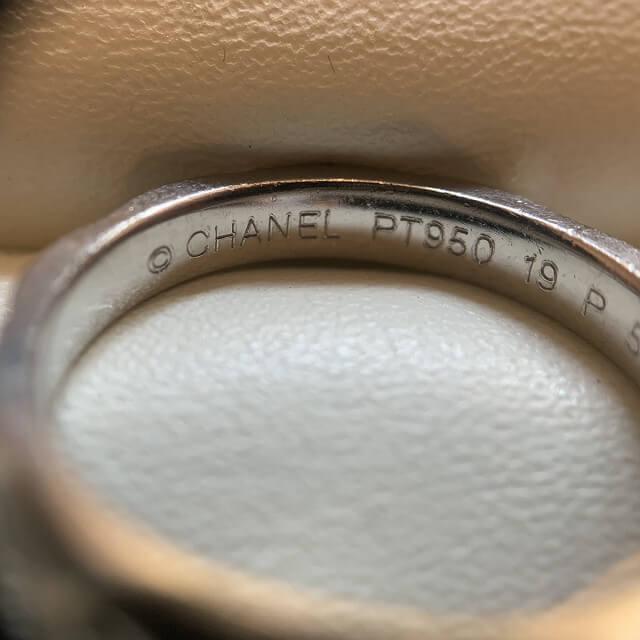鶴橋のお客様からシャネルの指輪を買取_04