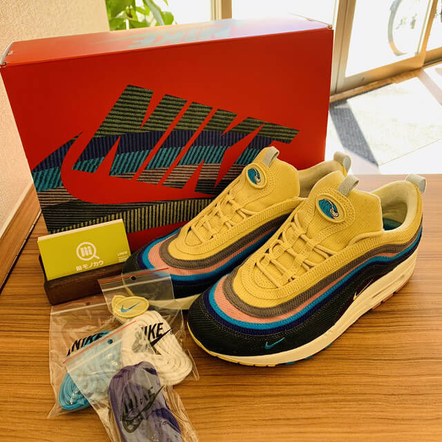 NIKE(ナイキ)のAIR MAX 1/97 VF SW SEAN WOTHERSPOONを買取_01