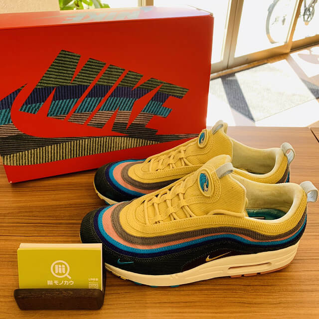 NIKE(ナイキ)のAIR MAX 1/97 VF SW SEAN WOTHERSPOONを買取_03