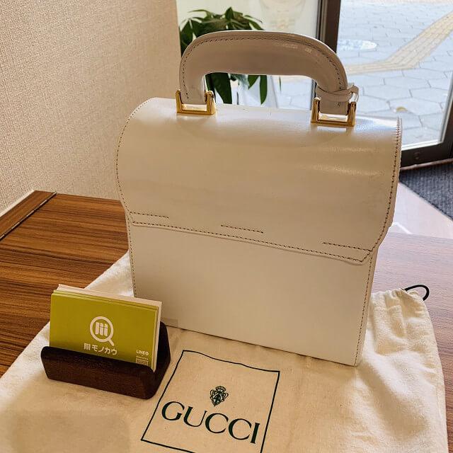 藤井寺のお客様からグッチのハンドバッグを買取_03
