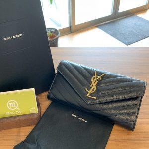 広島からサンローランの財布を買取