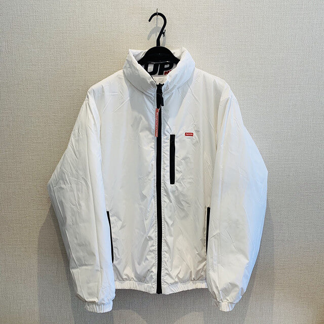 池田のお客様からSupreme NY Reversible Puffy Jacket Whiteを買取_03