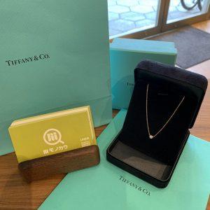 和泉のお客様からティファニーのバイザヤードネックレスを買取