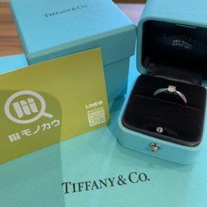 蒲生のお客様からティファニーのハーモニーダイヤリングを買取
