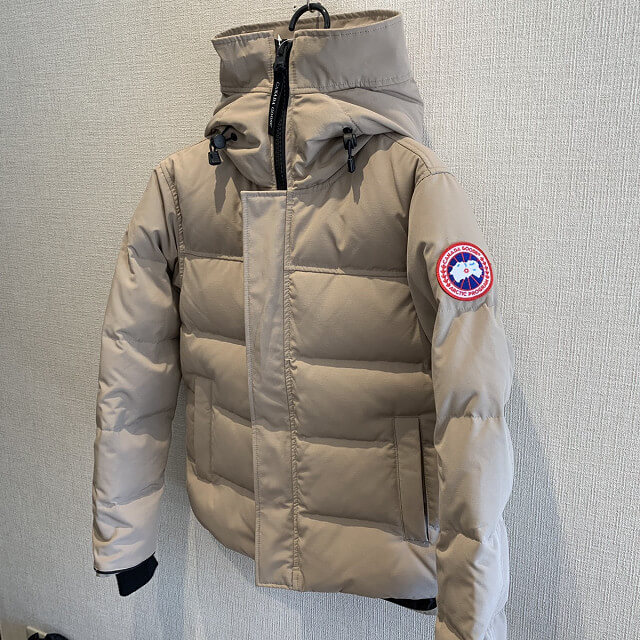 札幌からカナダグースのMACMILLAN(マクミラン)を買取_02