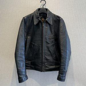 大阪でロストワールドのシングル ライダースジャケットを買取