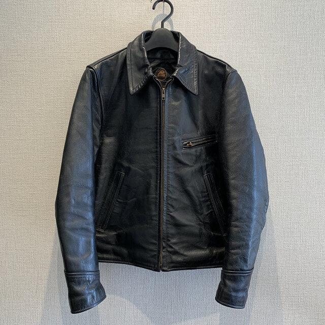 大阪でロストワールドのシングル ライダースジャケットを買取_01