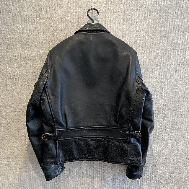 大阪でロストワールドのシングル ライダースジャケットを買取_04