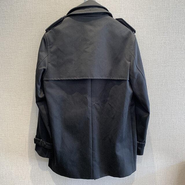 松戸市からヴィトンのレディースコートを買取_04