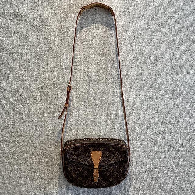 熊谷からヴィトンのモノグラム ジュヌフィーユを買取_04