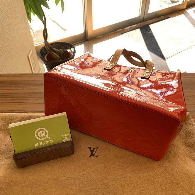 静岡からヴィトンのヴェルニ リードPMを買取_04