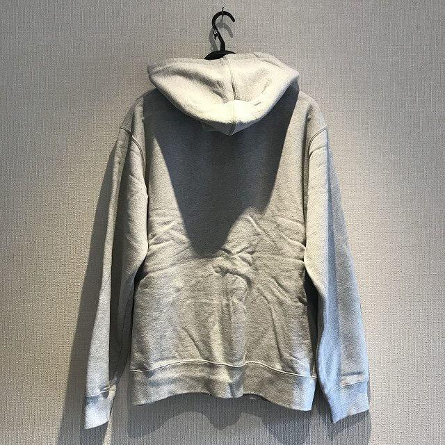 泉大津のお客様からSupreme 18SS Contrast Zip Up Hooded Sweatshirtを買取_02