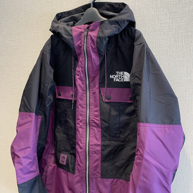 THE NORTH FACE×VANS BALFRON JACKETを買取_02