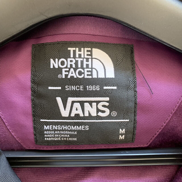 THE NORTH FACE×VANS BALFRON JACKETを買取_03
