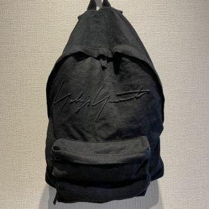 博多のお客様からヨウジヤマモトの2018年モデルのバックパックを買取