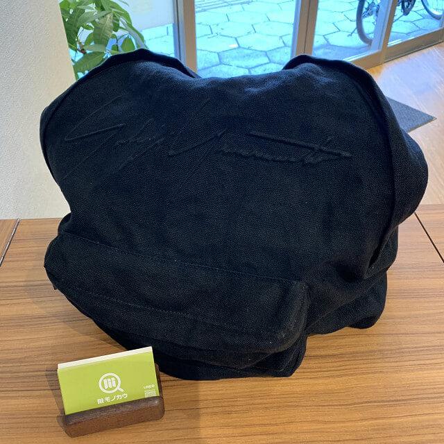 博多のお客様からヨウジヤマモトの2018年モデルのバックパックを買取_03