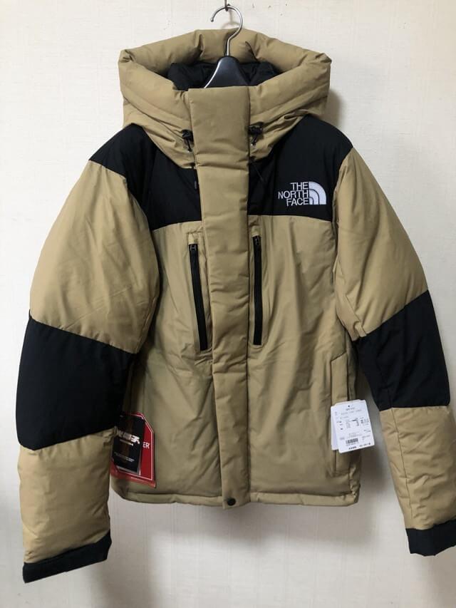 大阪のお客様からザ・ノースフェイスのバルトロライトジャケットを買取_01